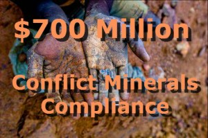 U.S. Conflict Minerals Law Cost Issuers Over $700 Million to Comply