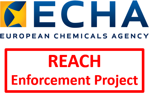 ECHA to Perform REACH Enforcement Project in 2018