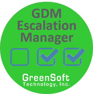 GDM Escalation Manager