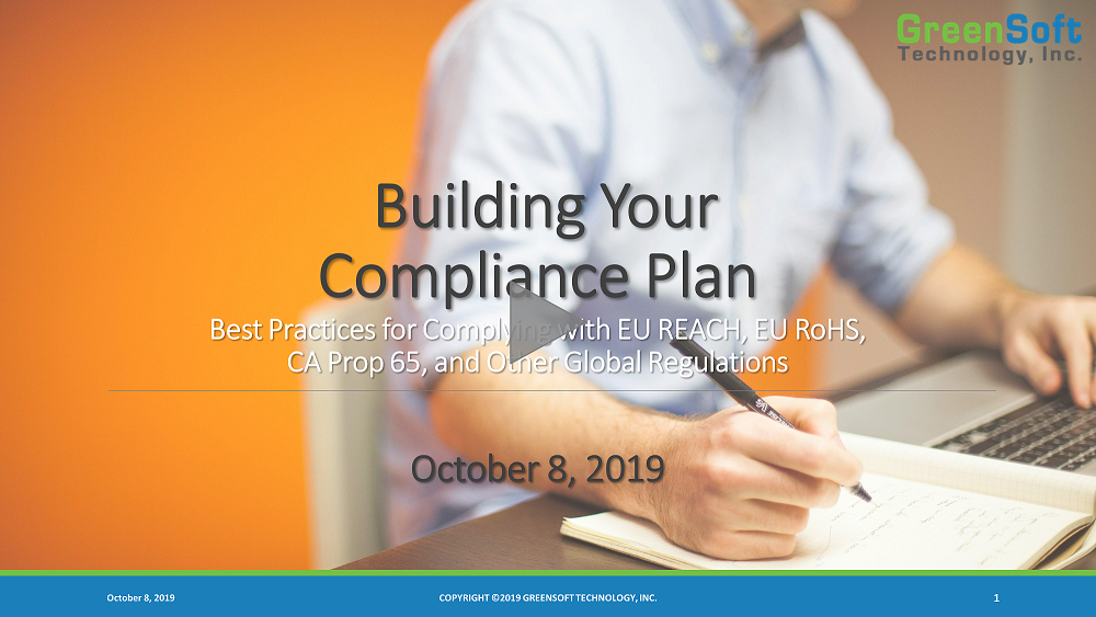 Learn How to Build Your Environmental Compliance Plan